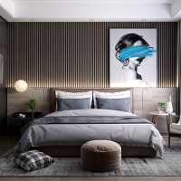 Master bedroom bedroom renderings