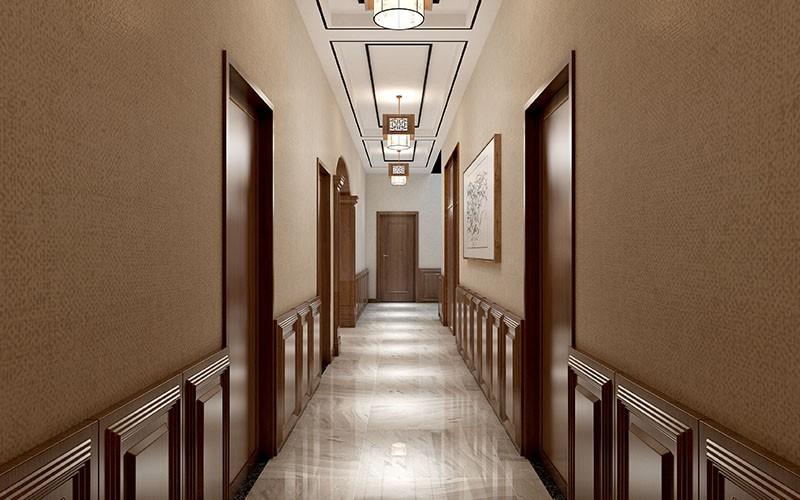 Corridor renderings