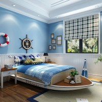 Children's room renderings