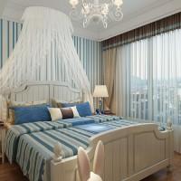 Design sketch of bedroom