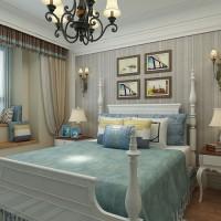 Master bedroom renderings