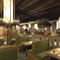 Restaurant Renderings