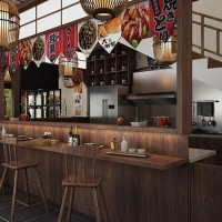 Shandong Japanese Restaurant Case