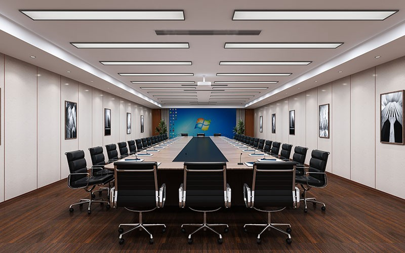 Chengdu Government Conference Room