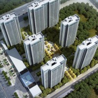 Overall Renderings of residential area