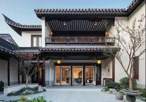 The design of top-notch new Chinese villas, interpreting the ultimate Chinese aesthetics