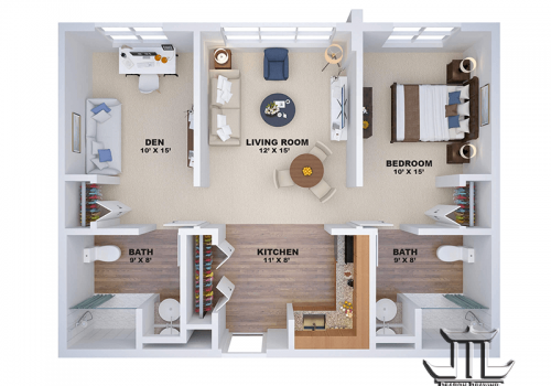 3D Floor Plan: 5 Key Benefits and the Difference It Can Make for Your Project