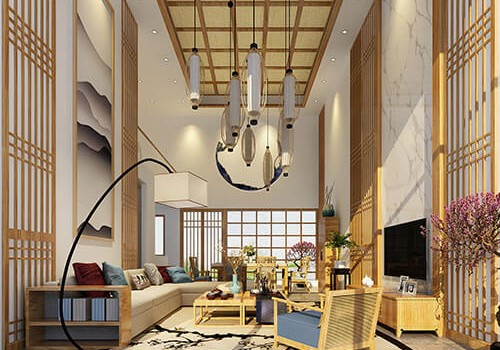 The most popular interior design rendering in 2020