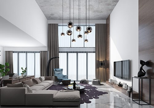 How to make high-quality interior renderings