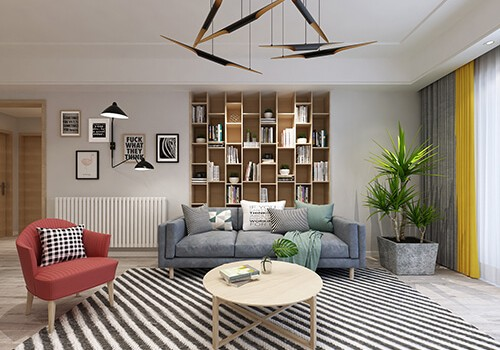 What are the common problems in 3D interior rendering